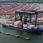 Crowley's Port Everglades terminal was the first to go live