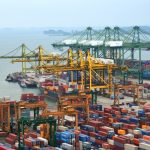 Singapore's volumes were down 0.1% Credit: Maritime and Port Authority of Singapore
