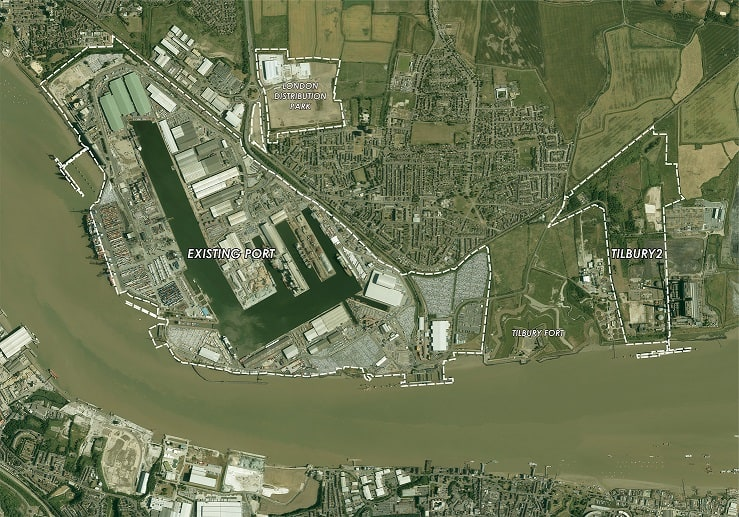Tilbury begins consultations on new terminal