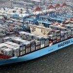 The agreement is not related to Maersk Line's acquisition of Hamburg Süd