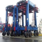 Container Terminal Burchardkai (CTB) is has made straddle carrier purchases before