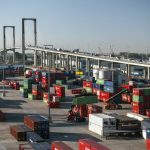 Seville handled over 160,000 teu last year
