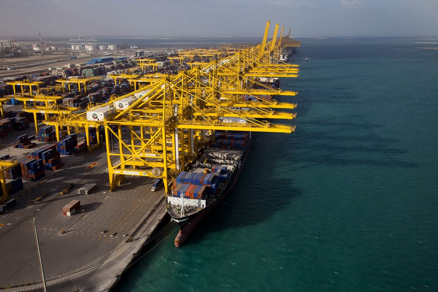 DP World reports growth in 2016 profit