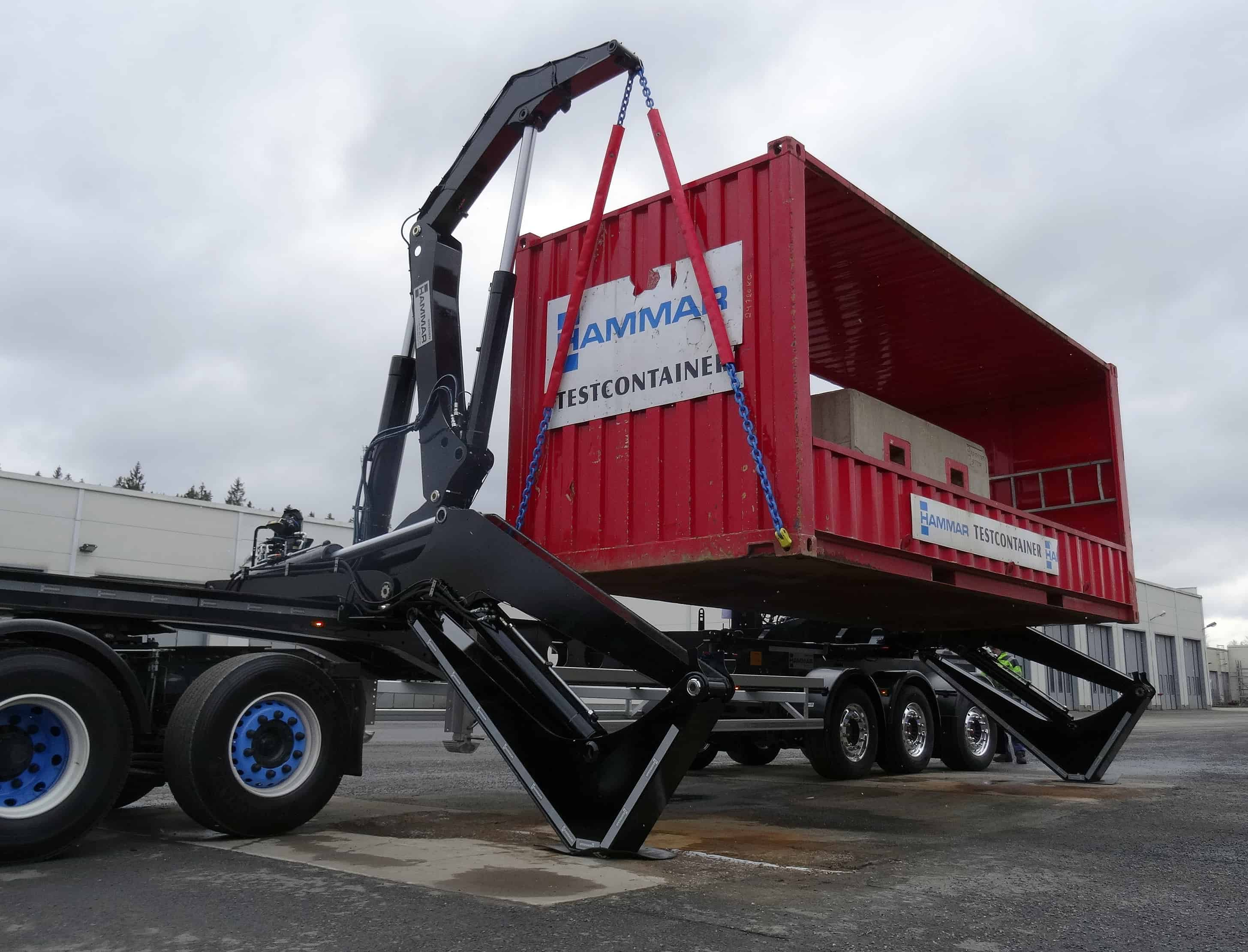 Hammar launches new sideloader