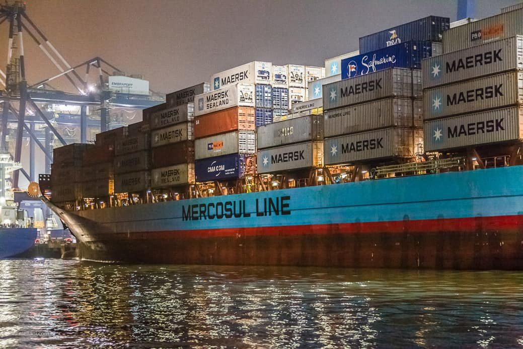 CMA CGM to acquire Mercosul Line