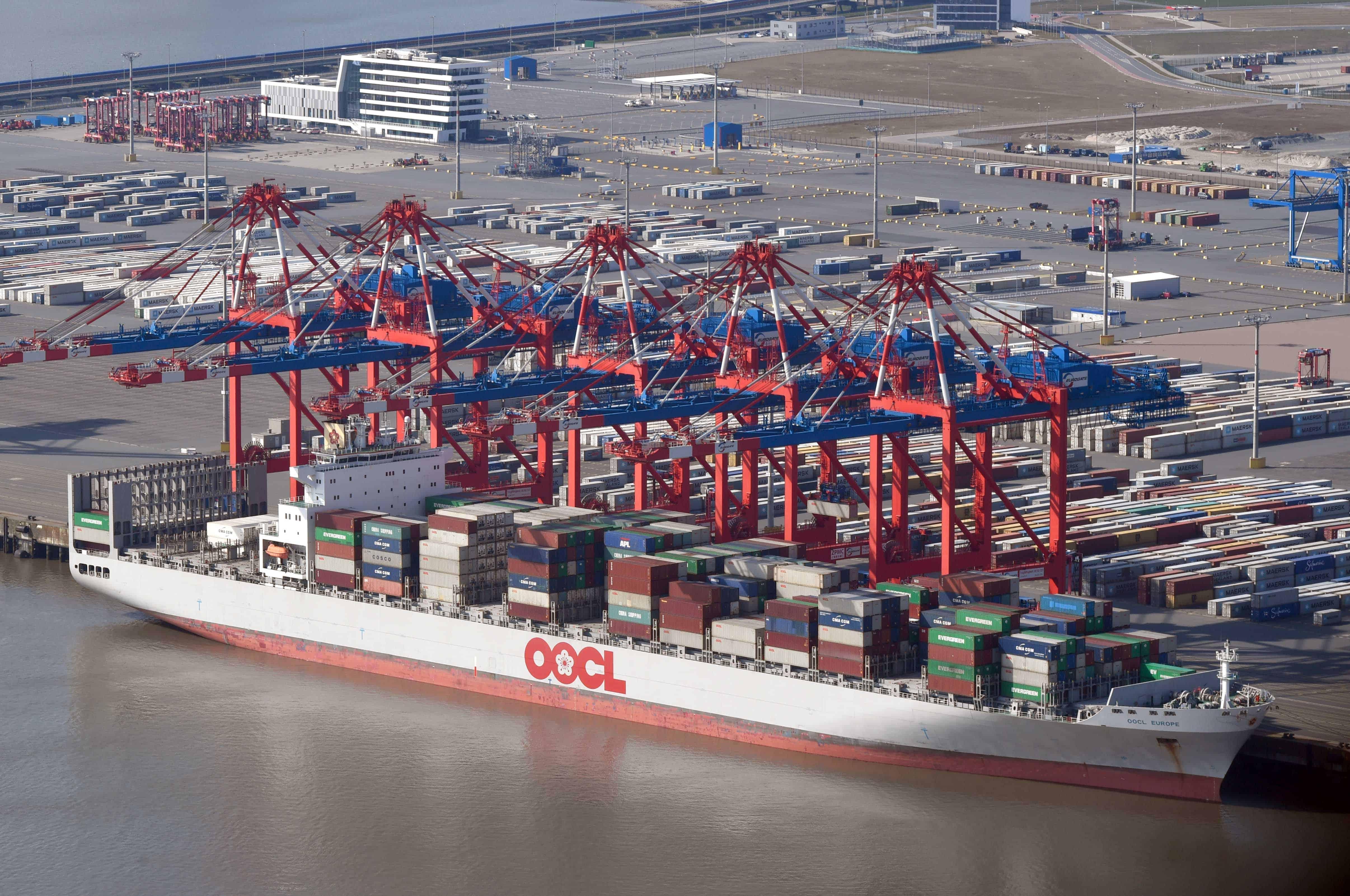 Ocean Alliance readies Wilhelmshaven call
