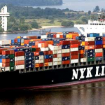 NYK Line would hold a 38% stake in the new JV