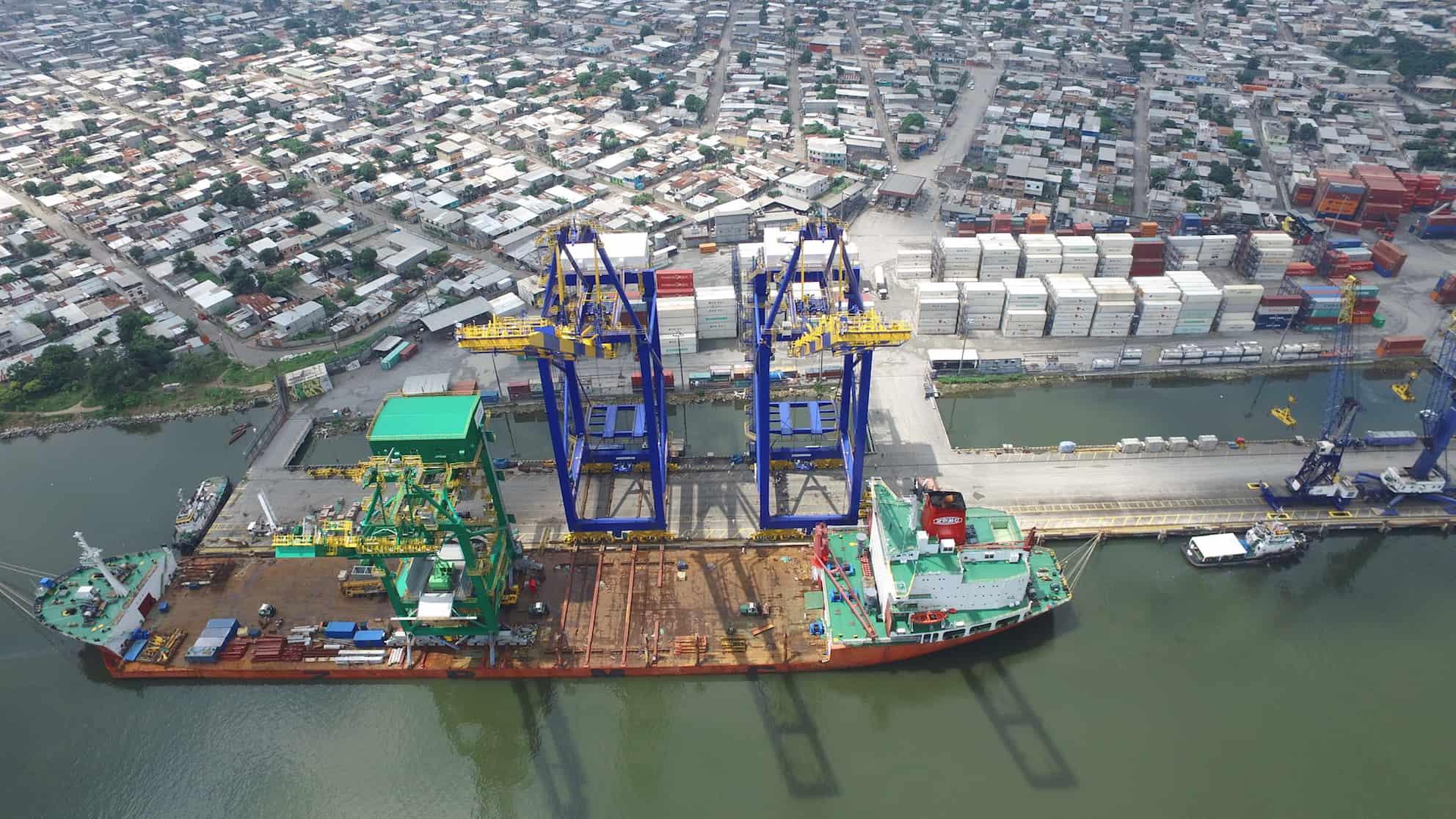 Terminal Portuario Guayaquil inaugurates operations