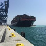 RSGT had a capacity of 1.8m teu before the expansion