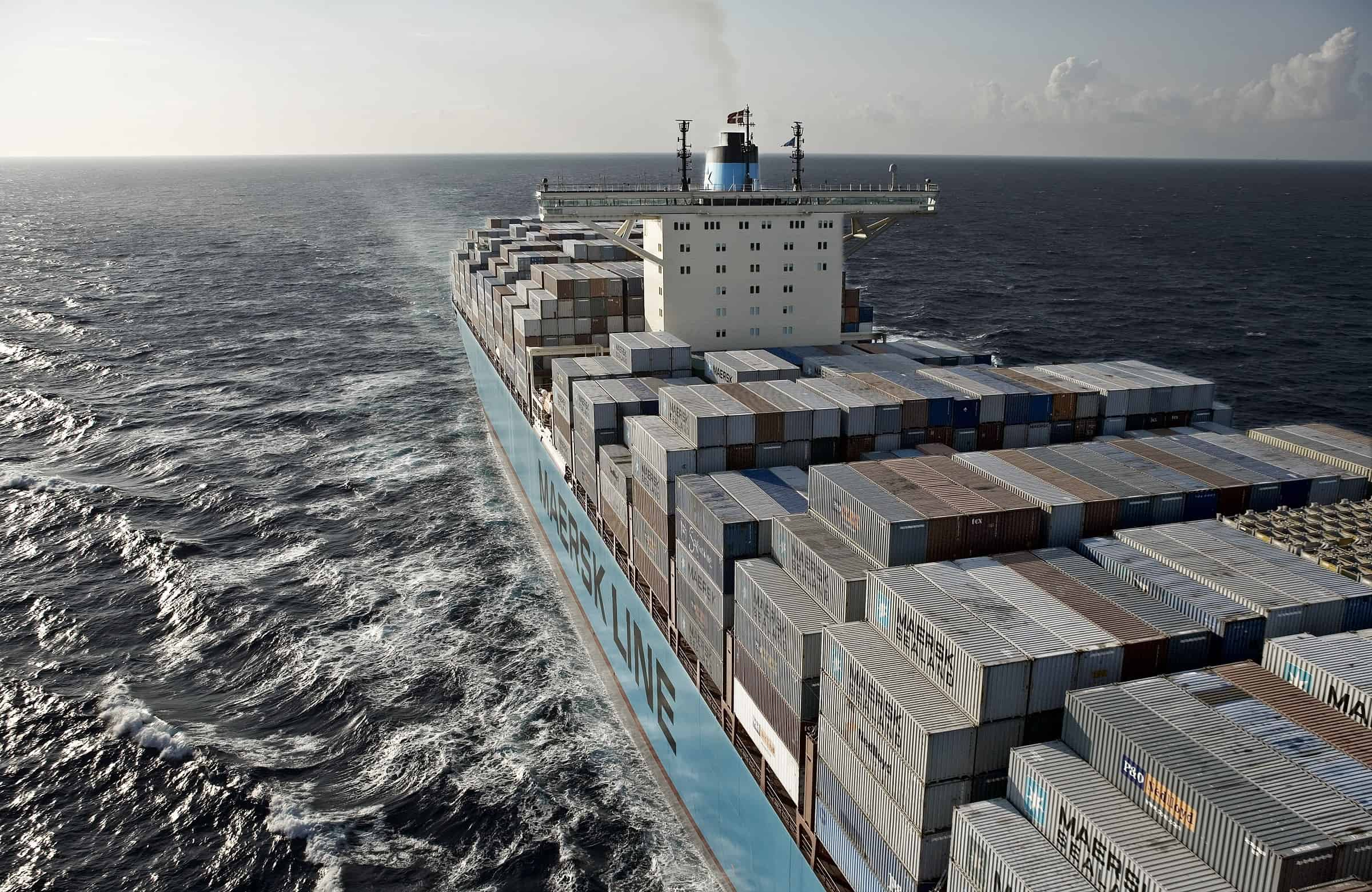 Maersk Line to launch Remote Container Management technology