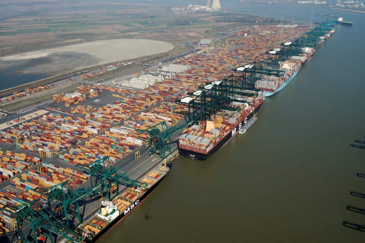 EU tells Belgium and France to end tax exemptions for ports
