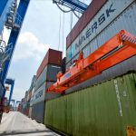 The spreaders will go to Africa's most automated container terminal