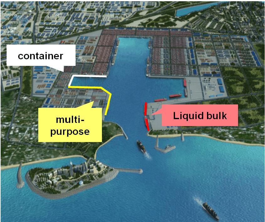 China Merchants signs concession for Hambantota Port