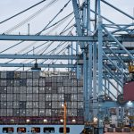 Maersk's online shipping portal has reopened