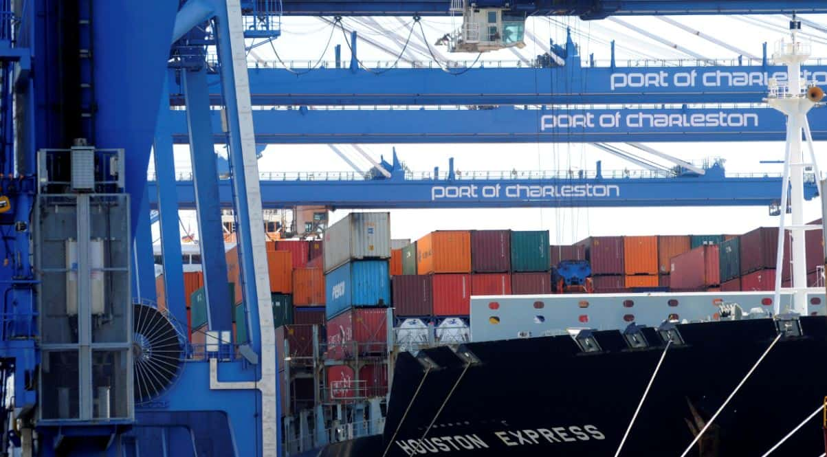 South Carolina Ports posts record July