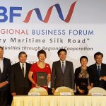 The agreement was signed at the Singapore Regional Business Forum