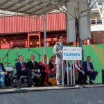 DP World acquired the Fairview Container Terminal in August 2015