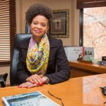 The new chief executive is a qualified industrial engineer