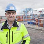 Henrik Kristensen, managing director of APMT Gothenburg