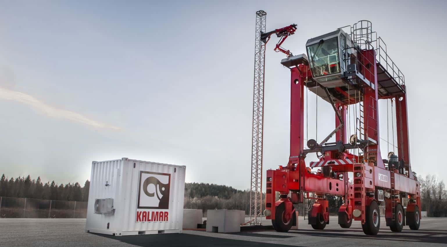 Kalmar and London Gateway to pilot new green shuttle