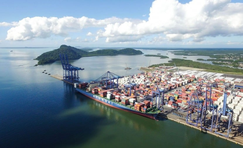 China Merchants Port to acquire 90% of Paranagua terminal