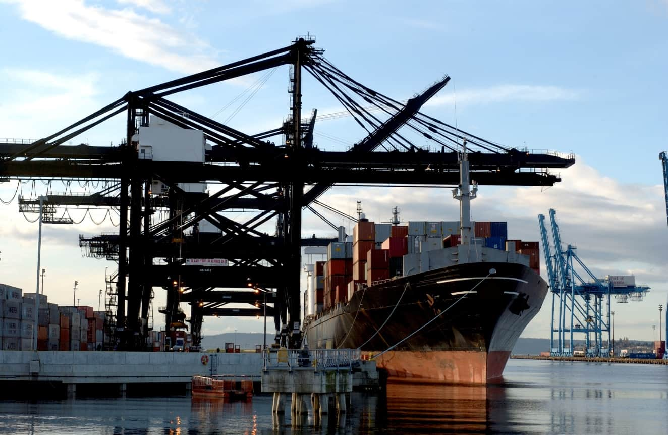 SSA Marine takes APMT's lease in Tacoma