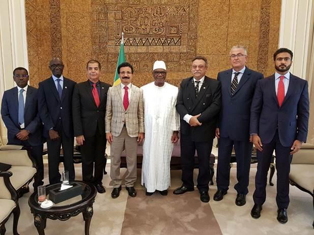 DP World to develop Mali transport plan