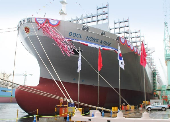 COSCO Shipping to raise US$2bn for 20 new ships