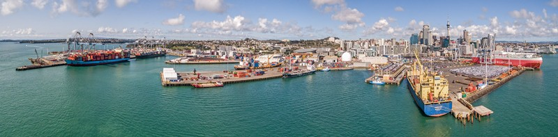 New government makes Auckland port re-location more likely