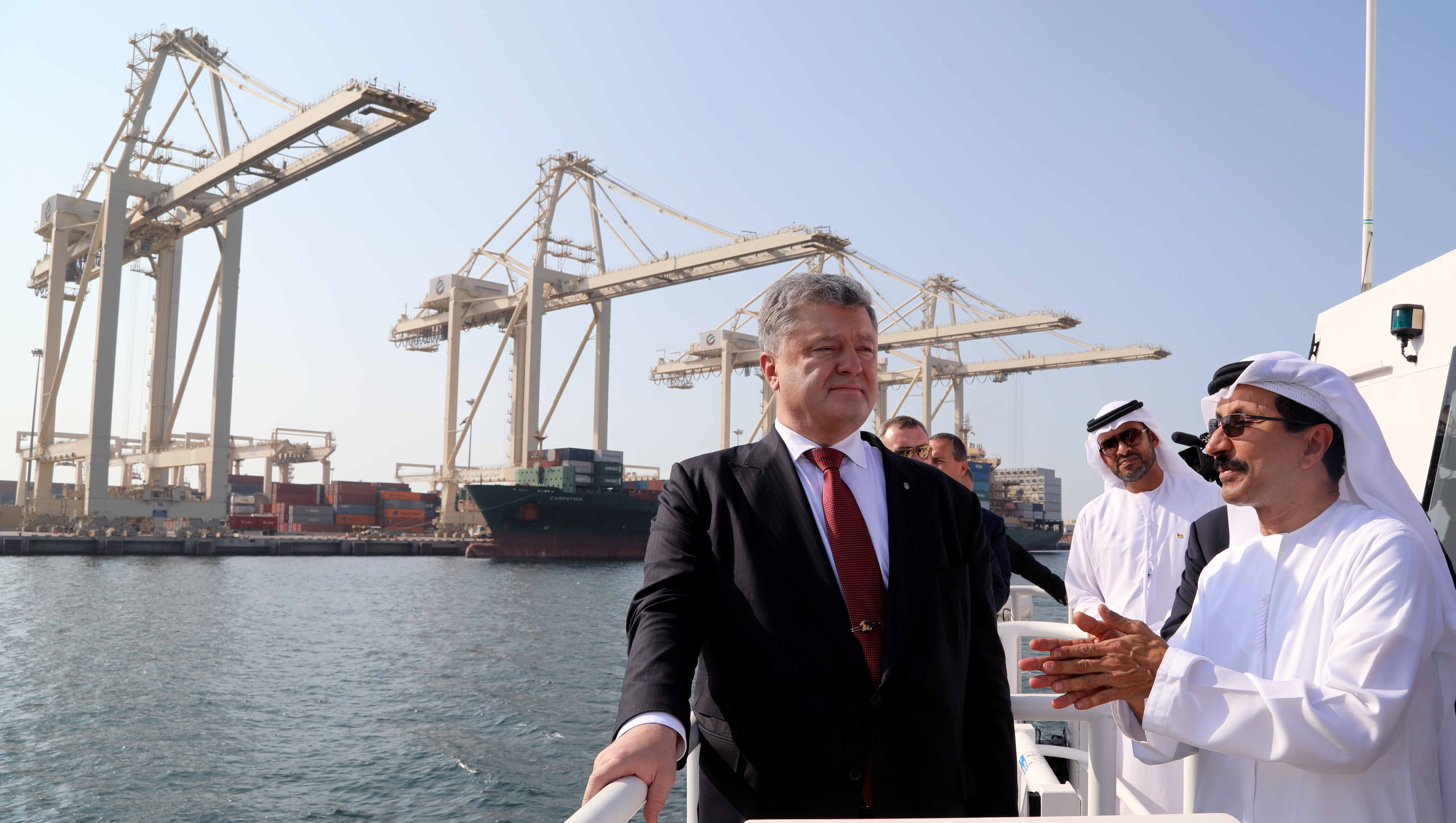 DP World in talks for Yuzhny concession