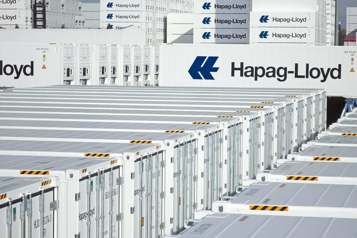 Hapag-Lloyd makes MCI order