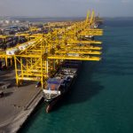 Volumes at DP World's flagship Jebel Ali terminal remained stable