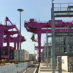 SNCT has already ordered further Lase systems for existing cranes