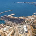 Sines is Portugal's busiest container port