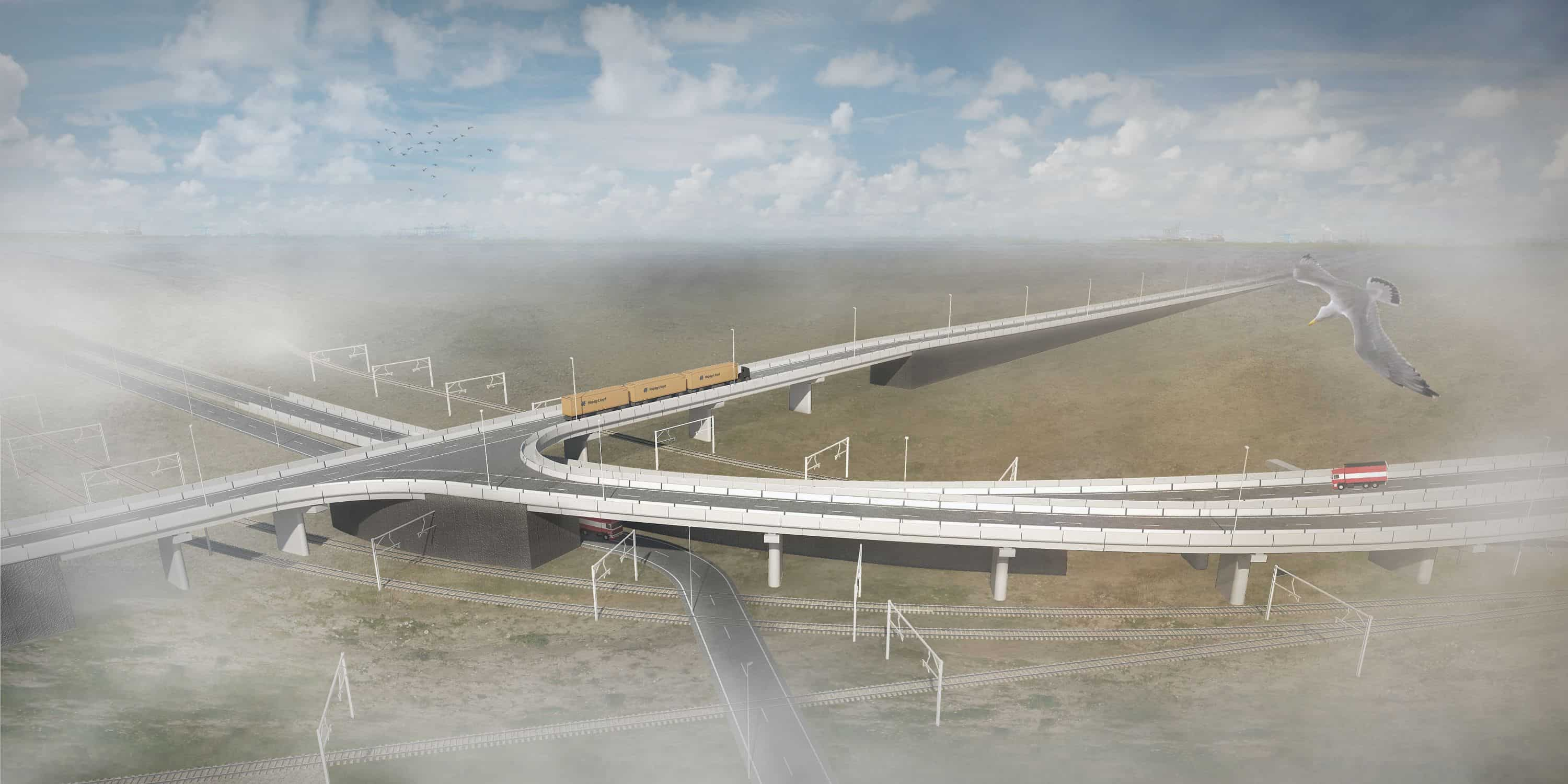 Port of Rotterdam invests in railway expansion
