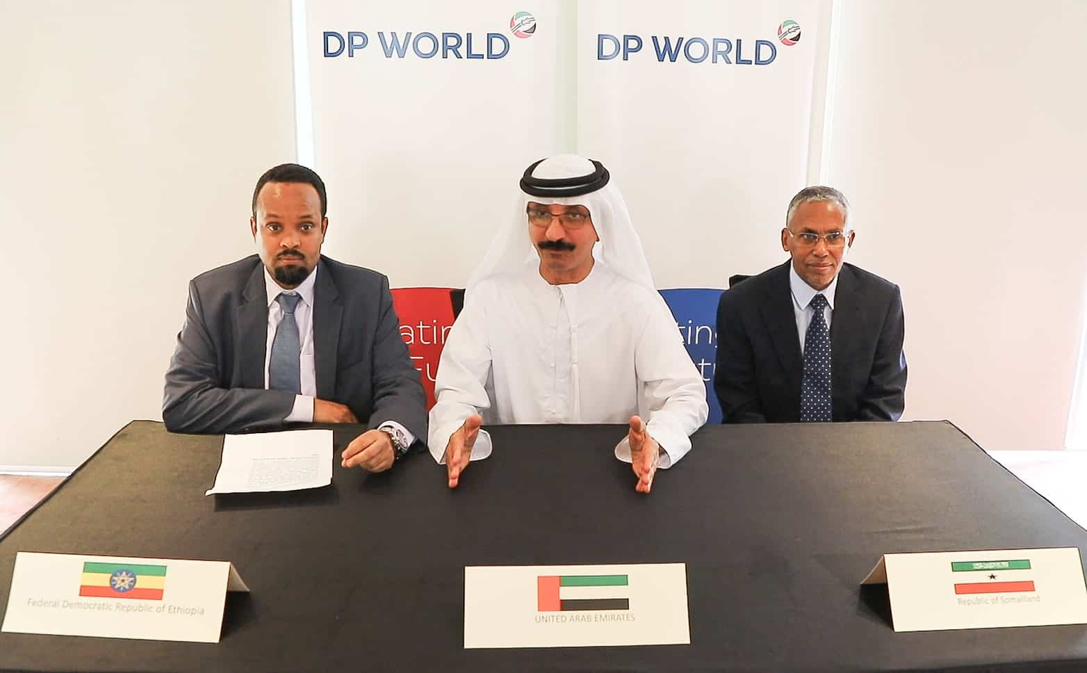 Ethiopia takes 19% stake in DP World Berbera Port