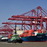 APMT Mumbai is India's biggest container terminal