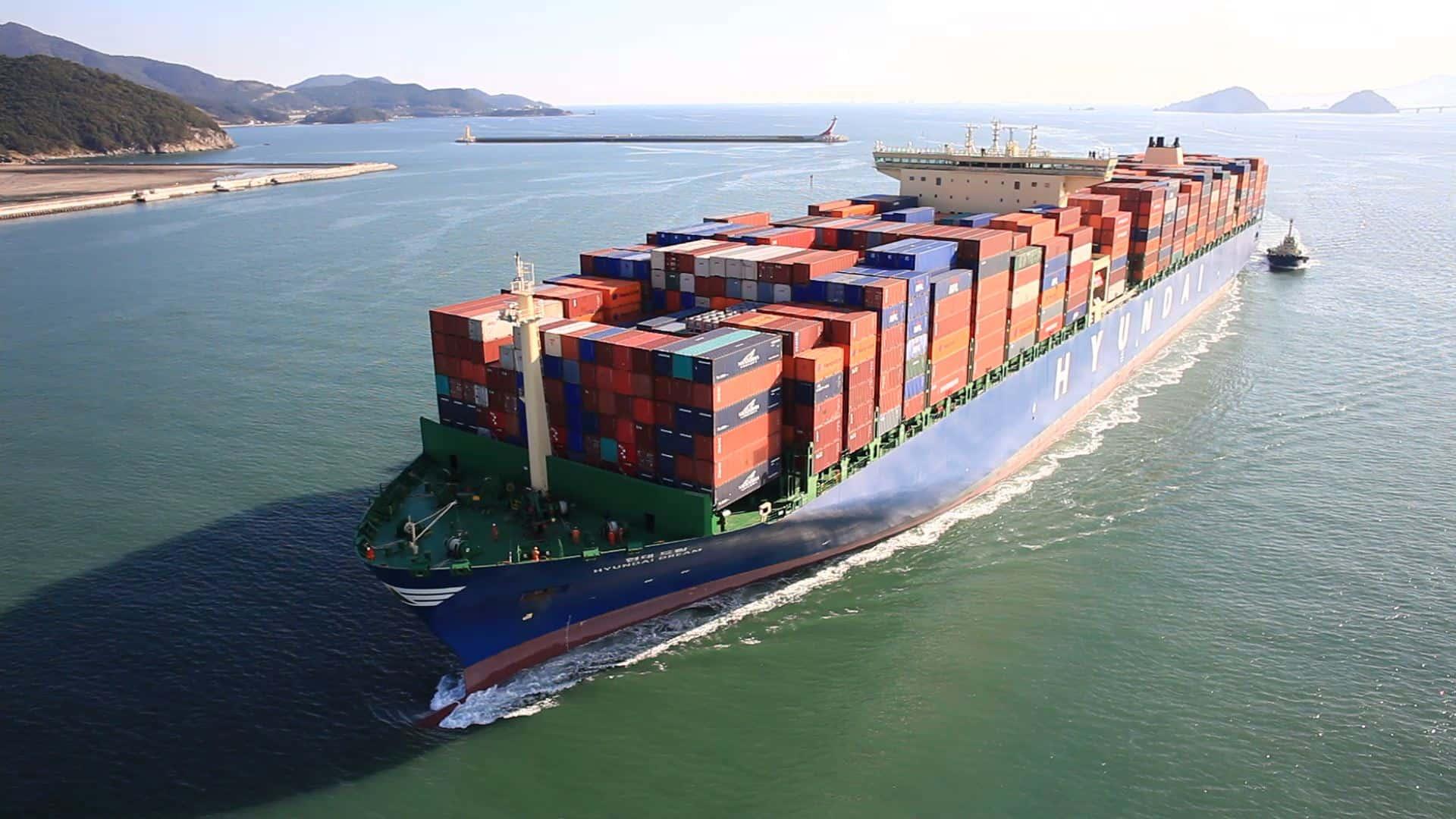 Hyundai Merchant Marine orders 20 vessels