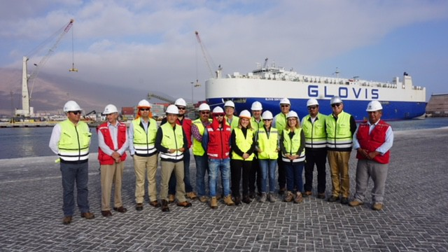 Port of Iquique to start second stage of pier rebuild