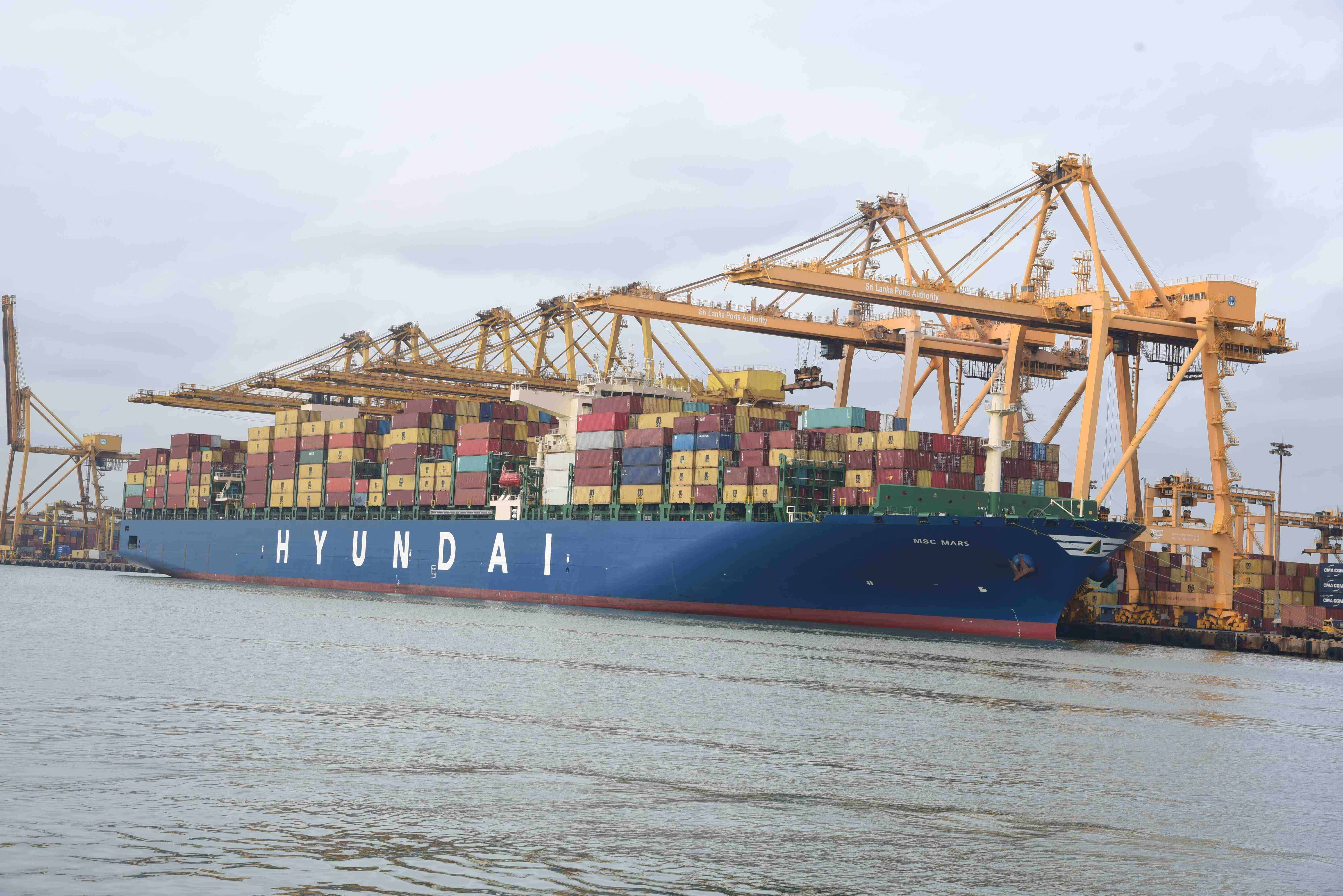 Sri Lanka Ports Authority posts net profit growth