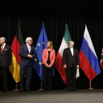 World leaders signed the deal in 2015