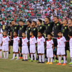 The Mexican national football team will play at the World Cup