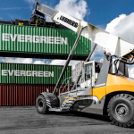 The Liebherr LRS 545 - 35 unit