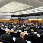 The IMO's MEPC 70 retained January 1, 2020, as the sulphur cap start date Credit: IMO