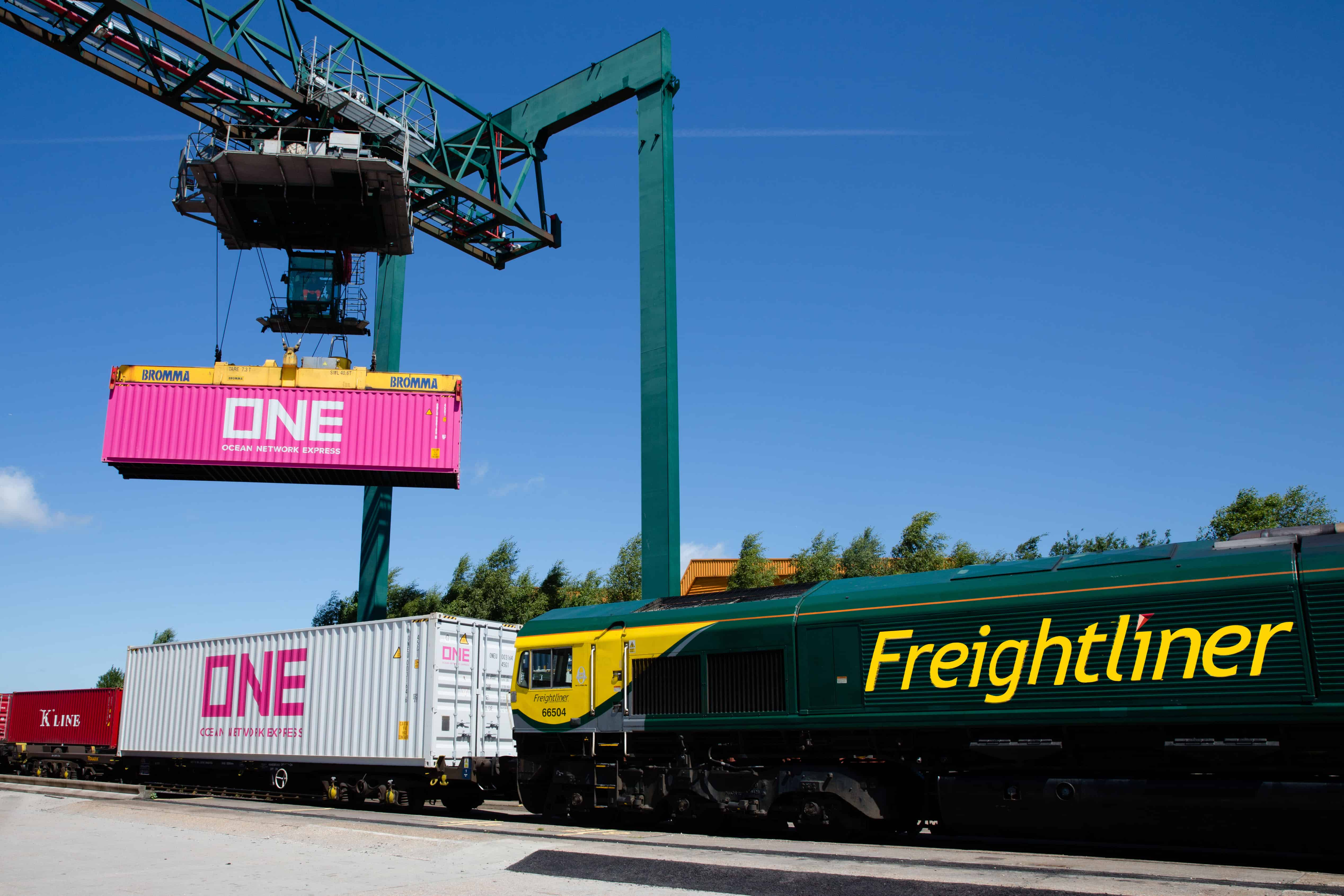 ONE signs rail deal with UK operator