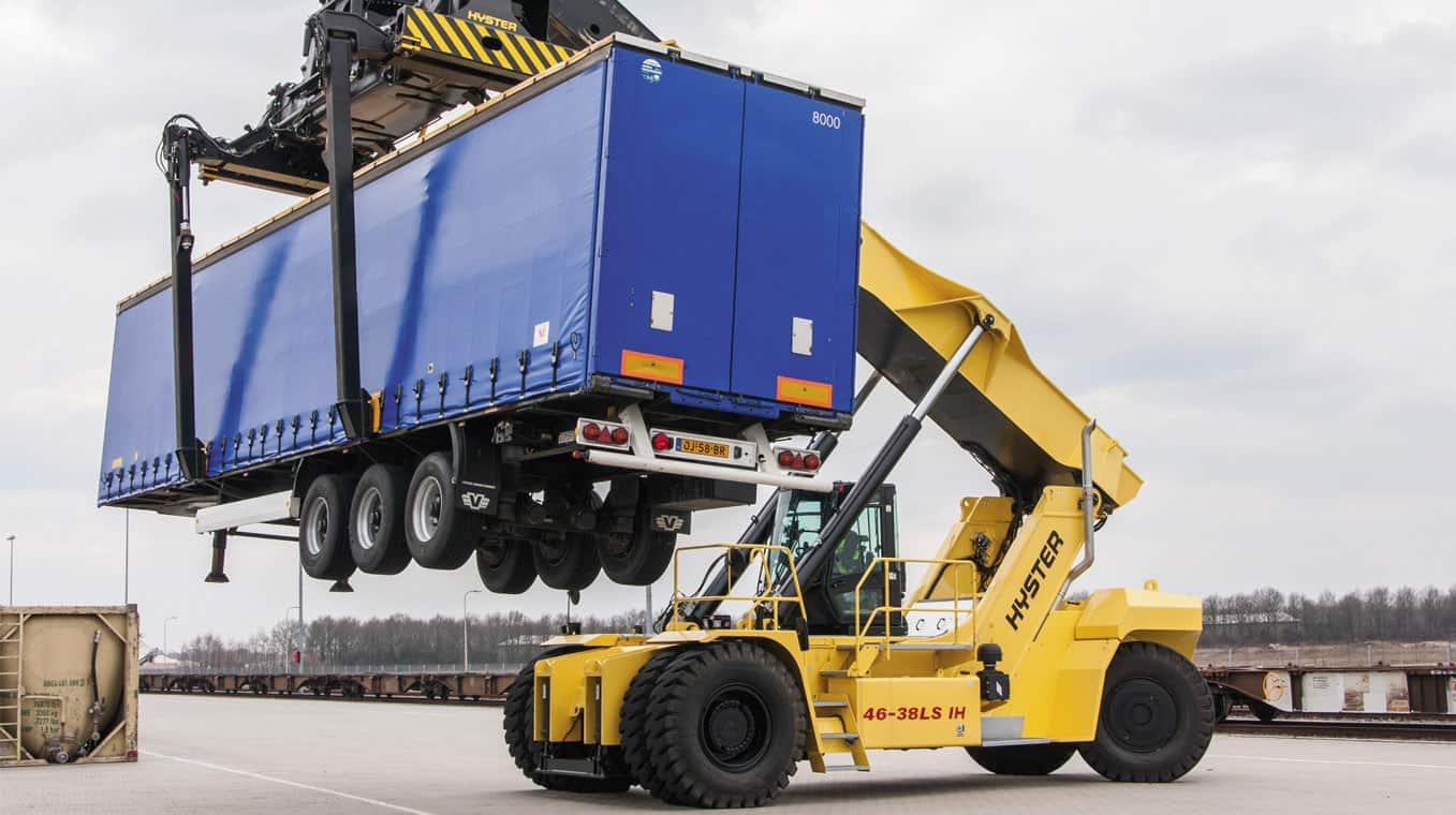 Extended Oil Change Intervals For Hyster Trucks