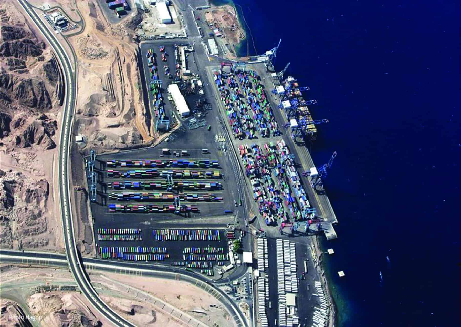 Aqaba Container Terminal commemorates berth expansion