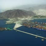 Khorfakkan Container Terminal accounted for most of the growth