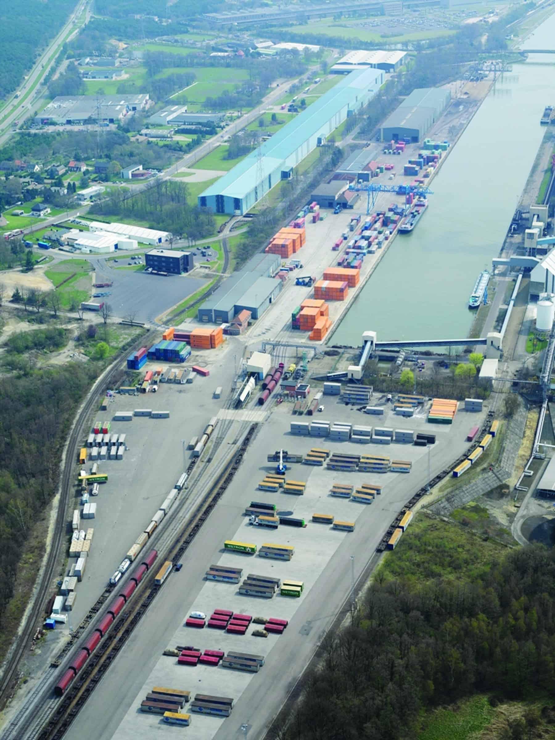 Genk is another Belgian terminal to join InlandLinks