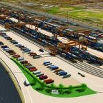 The proposed SCIG intermodal railyard